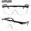 Adjustable ANSI Safety Glasses - Adjustable ANSI Safety Glasses.