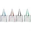 Clear Tote Bag - Clear Tote Bag
