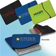 Reversible Laptop Sleeve - Neoprene - Neoprene reversible laptop sleeve.
