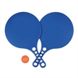 """Beach Paddle Ball - Beach paddle ball set with two 13"""" x 7 3/4"""" paddles and ball."""