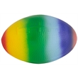 Squeezies®  Rainbow Football Stress Relievers