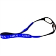Full Color Neoprene Sunglasses Lanyard - Keep your sunglasses close with the full color neoprene Sunglasses Lanyard.