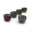 Xoopar Geo Speaker Desktop Skeletal-Lighted Wireless Speaker - Xoopar Geo Speaker Desktop Skeletal Lighted Wireless Speaker