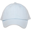 Washed Cotton Twill Sandwich Visor Cap