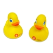 "Rubber Duck Toy - Rubber duck measuring 3"", available in yellow, and perfect for kids and adults."