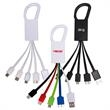 4 in 1 Octopus Charging Cable (Micro, Mini, USB c)