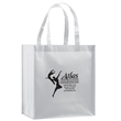 "Gloss Laminated Designer Grocery Tote Bags - Screen Print - Gloss Laminated Non-Woven Designer Grocery Tote Bag with Insert (12""x8""x13"") - Screen Print"