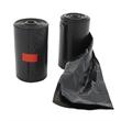 Pet Waste Bag Dispenser Refill - Pet waste bag dispenser refill bags in a roll of twenty; available in black.