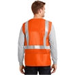 CornerStone - ANSI 107 Class 2 Mesh Back Safety Vest. - CornerStone - ANSI 107 Class 2 Mesh Back Safety Vest.