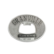 Belt Buckle Bottle Openers (3 x 4 in) - Custom shape belt buckle.