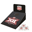 """Table Top Corn Hole Game (9.875""""long x 5.875"""" wide) - Table Top Corn Hole Game."""