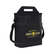 Imperial Insulated Growler Carrier - Divided cooler bag with 2 large growlers or 3 wine bottles capacity