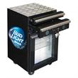 TOOLBOX FRIDGE 52S - Mini ToolBox counter top fridge.