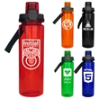 LOCKING LID 24OZ. COLORFUL BOTTLE WITH CHILLER - LOCKING LID 24OZ. COLORFUL BOTTLE WITH CHILLER