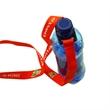 Deluxe Water Bottle Holder - Lanyard with water bottle holder.