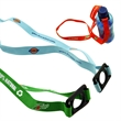 Recycled Deluxe Water Bottle Holder - Lanyard with water bottle holder. Eco-friendly.