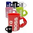 14 oz Big Boss Mug with Strong Arm Handle