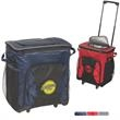 Diamond Collection 42-Can Rolling Cooler
