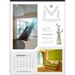 Custom 12 Sheet Executive Calendar - Custom 12 Sheet Executive Calendar