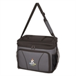 Chill-Out Molded Top Kooler Bag - Molded top kooler bag made of polyester with PEVA lining and space for up to 24 cans.