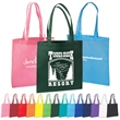 """Nonwoven Value Tote - Eco-friendly non-woven tote bag with 22"""" handles and customization options."""
