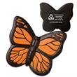 Butterfly Stress Reliever - Stress reliever that's molded into a butterfly.