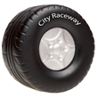 Tire Stress Reliever - Stress reliever shaped like a tire.