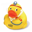Doctor Rubber Duck - Doctor rubber duck with stethoscope and light design.