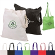 "Basic Cotton Tote - All natural cotton canvas tote bag with 30"" handles."