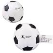Soccer Kick Sack - Bean-filled miniature kick sack in the design of soccer ball.