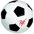 Full Size Promotional Soccer Ball - Promotional replica soccer ball made from PVC.