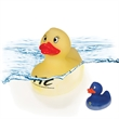 Color Changing Rubber Duck - PVC rubber duck that changes color when water temperature reaches 38 degrees C / 100 degrees F