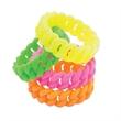 Neon Link Bracelets