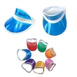 Tennis Beach PVC Transparent Sun Soft Visor Hat - Tennis Beach PVC Transparent Sun Soft Visor Hat