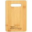 Bamboo Cutting Boards - Bamboo Cutting Boards would be a great Eco-friendly addition to your bar or kitchen.