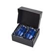 Aviana™ Vine Gift Set - Gift set of two 12 oz. double wall vacuum insulated wine tumblers.