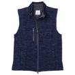 "Johnnie-O ""Tahoe"" Men's Vest - Johnnie-O ""Tahoe"" Men's Vest made of 100% soft, stretch polyester."