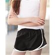 """Boxercraft Girls' Velocity 2 1/4"""" Running Shorts - Girls' running shorts, blank."""