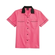 Hilton GM Legend Bowling Shirt - Adult bowling shirt made of 60% cotton 40% polyester twill.