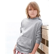 Independent Trading Co. Youth Midweight Hooded Sweatshirt - Youth Midweight Hooded Pullover Sweatshirt.