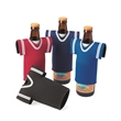 Liberty Bags Collapsible Jersey Foam Can & Bottle Holder - Collapsible Jersey Foam Can and Bottle Holder