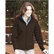 Weatherproof Women's Soft Shell Jacket - Women's soft shell jacket. Blank product.