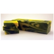 Cold Processed Soap - Lemon Verbena - Small batch, cold processed bar of lemon verbena bar soap with customizable tags, box or organza gift bags.