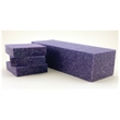 Cold Processed Soap - Oak Moss Lavender Scrub - Small batch, cold processed oak moss lavender bar soap with custom tags, box or organza gift bags.