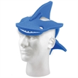 Foam Shark Shade Visor - Foam shark shade visor. One size fits most.