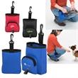 2-in-1 Treat Bag/Poop Bag Dispenser - Treat bag and poop bag dispenser