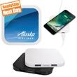 "Qi Triad - Qi Triad wireless charger. Dimensions: 3.6"" x 3.6"" x 0.4"""