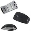 Foldable Wireless Mouse, Folding 2.4G Wireless Mouse