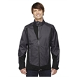 Ash City - North End Sport Blue Men's Commute Three-Layer... - Ash City - North End Sport Blue Men's Commute Three-Layer...