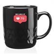 16 oz Diamond Ceramic Mug